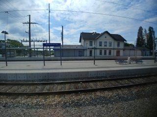 TSC#6 Bahnhof Neusiedl am See